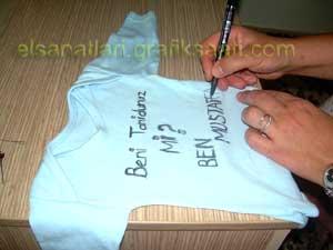 Ayşe Selcen Atılgan Kan el sanatları geri dönüşüm bebek kıyafetleri